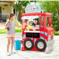 little tikes food truck